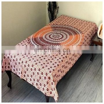 Double size Mandala Bed cover Bed Speared #545