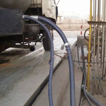 Alkali Resistant High Temperature Resistant  Oil Tank Truck Acid Chemical Hose