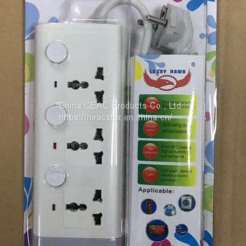 UAE Multi-holes extension socket