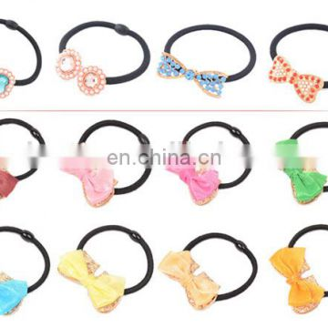 Newest Wholesale girls elastic hair band
