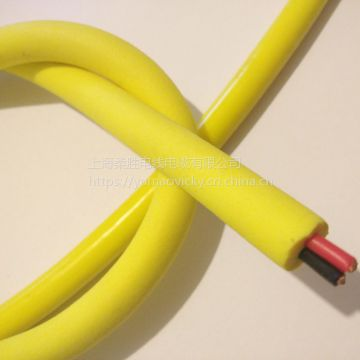 5 Wire Electrical Cable 3m Cross-linked Rubber Good Toughness