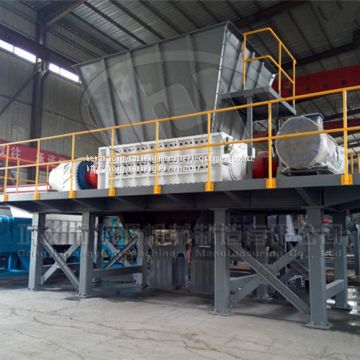 car shredder machine,car body trim shredder machine