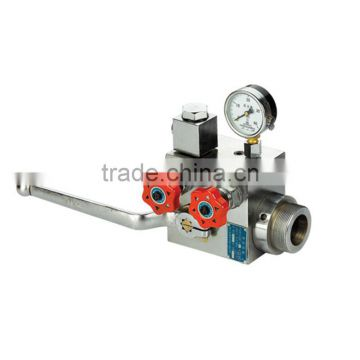 AQF Satety Ball Valve for Accumulator