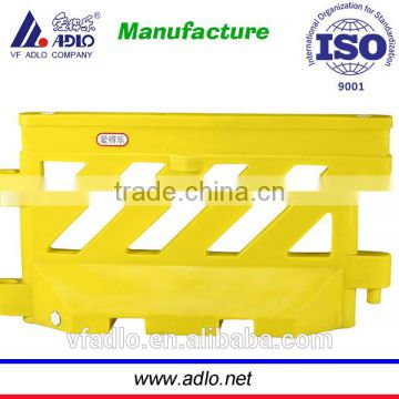 Hot quality suppliers cheap traffic PE concert crowd control barrier