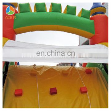 inflatable obstacle course equipment Inflatable barrier for playground