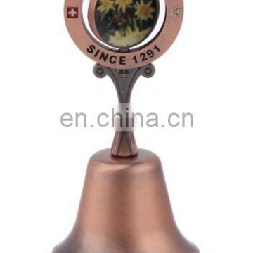 Top Quality Personalized Tourist Metal Jamaica Souvenir Bell