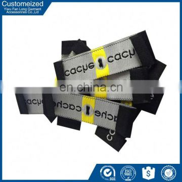 Wholesale fashion design recycled heat seal label