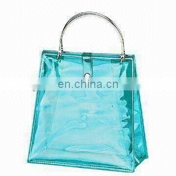 2013 Fashion high quality pvc bag with zipper