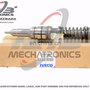 504287070 DIESEL FUEL INJECTOR FOR IVECO STRALIS AND NEW HOLLAND T9.45 ENGINES