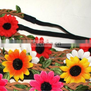 Floral Flower Headband crown