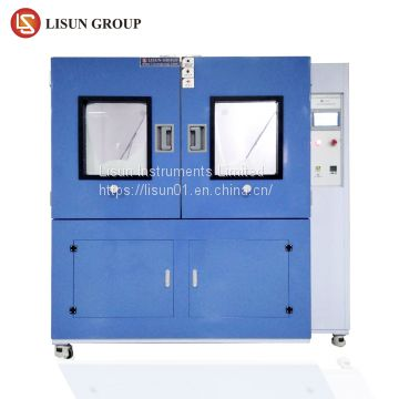 SC-015 sand and dust test chambers to do IP5X/IP6X measurement