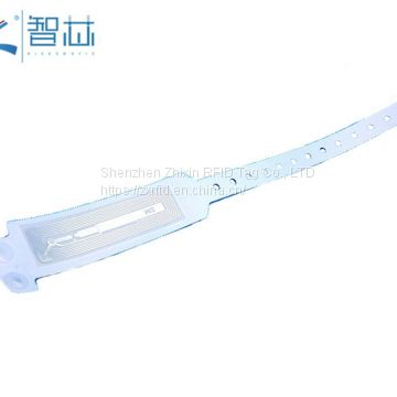 ISO 15693 NXP I CODE SLIX Water Proof NFC Wristband