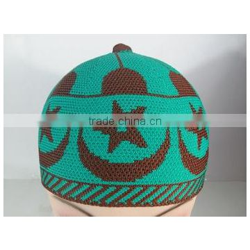 77ca1486410 Men Islamic Prayer Knitted Winter Hats Wool Muslim caps of Winter Hats from  China Suppliers - 130782649