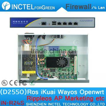 4 gigabit port router enterprise class hardware firewall bypass