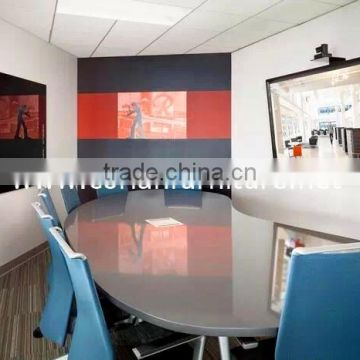 Modern Corian office conference table