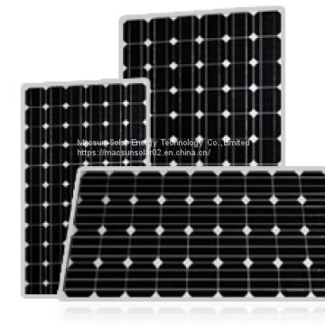 270watt Mono Crystalline Solar Modules
