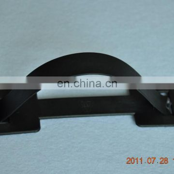 portable plastic handle for cardboard box