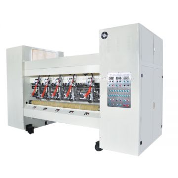 Automatic Computer Control Thin Blade  NC Slitter Scorer