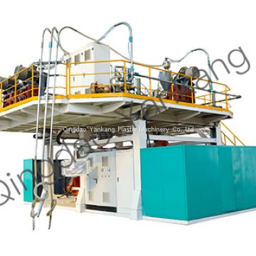1000L Multi Layers HDPE Plastic Chemical Water Oil Fuel Barrel Tank Drum Blow Molding Machine