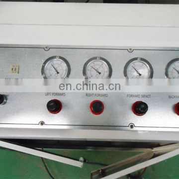 High strength plastic profile welder PVC window making machine
