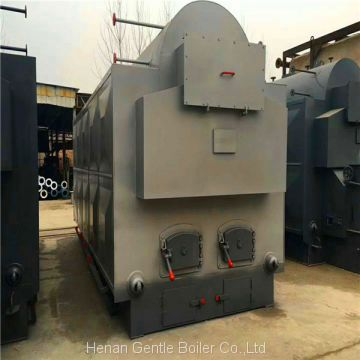 New Type Wood Chips Biomass Fired Industrial Steam Boiler for dyeing factory