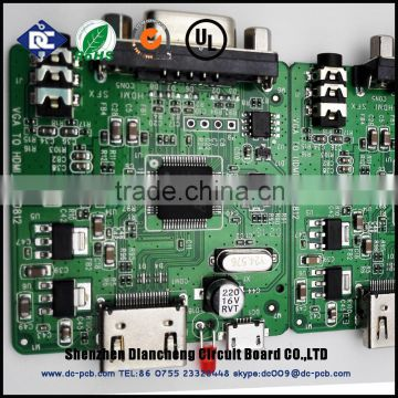 Full services weighing scale pcb lg tv parts air conditioner inverter pcb  board