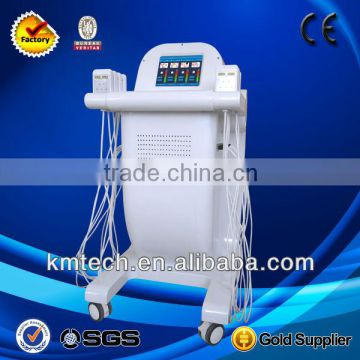 Cavitation+RF+Diode Lasers multifunctional salon use machine