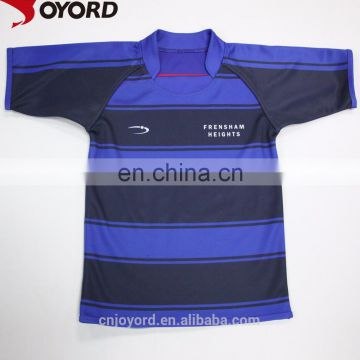 Custom team set sublimated cheap rugby jersey,rugby league jersey