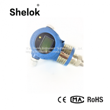Hot selling capacitance 4-20mA pressure transmitter