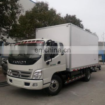 2016 new CNG refrigerated truck and frozen box