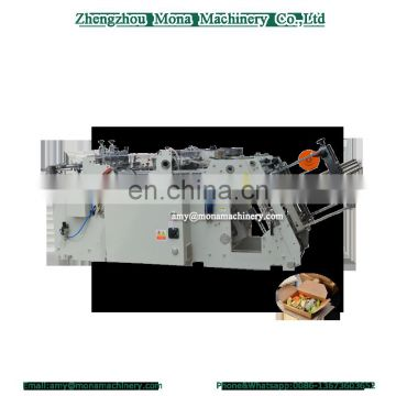 Good performance and professional Food Tray Box Making Machine