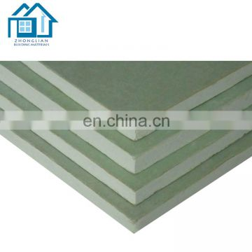 Construction & Real Estate decorative standard sizes gypsum ceiling board