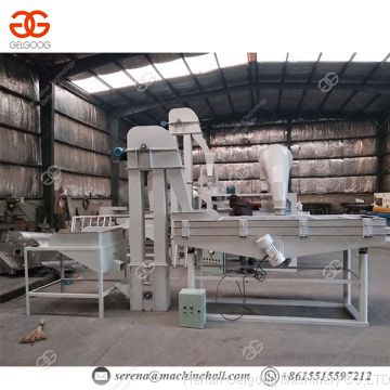Removing Pine Nut Cracker Cracking Huller Machine Pine nuts Opening Machine