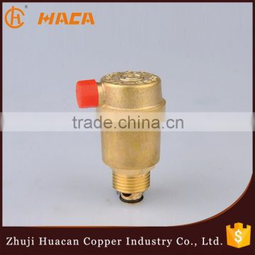 Brass exhaust control valve,air vent valves