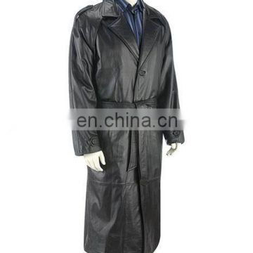 Ladies' Leather Coats ( L J - 010 )