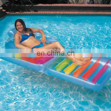2012 Hot Inflatable Floating Folding Sofa Bed