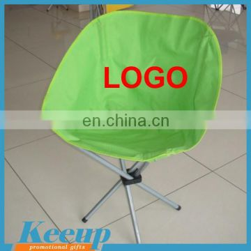 Top Quality Cheap Canvas Folding Round Camping Chair Round Folding