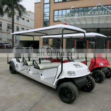 8 seater high performance park sightseeing bus for sale
