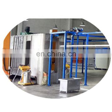Electrostatic Powder Coating Production Plant 0.2