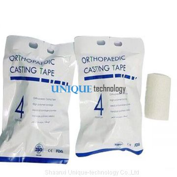 Medical Casting Tapes Fiberglass Cast Bandage CE FDA Polyester Casting Tapes