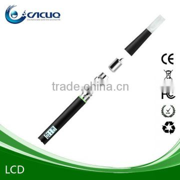 LCD battery e cig with power bank multi function newest vaporizer pen e-Tech