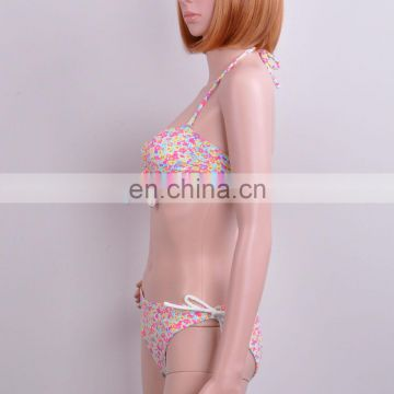 Fashionable Large Size Fashion Beautiful Women In Bathing Suits