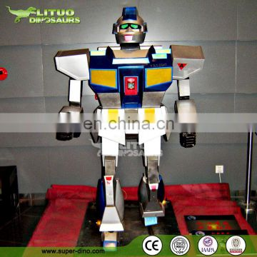 Mechanical Intelligent Humanoid Robot