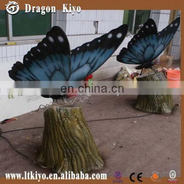 Amusement park Decoration Animatronic Insects models shipping from China