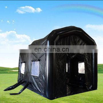 air-tight inflatable event tent with floor