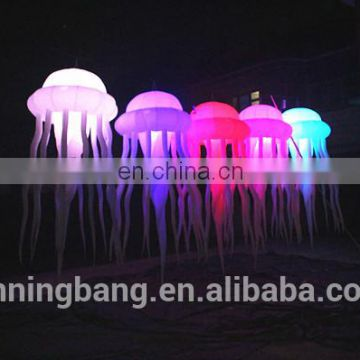 inflatable jellyfish for party decoration