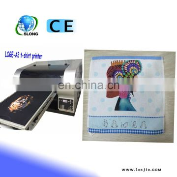 inkjet digital hotel towel DTG printer