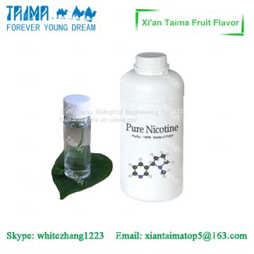 Taima 99.95% pure nicotine up to USP Grade nicotine