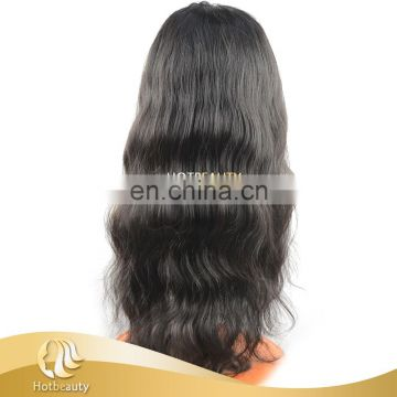 Top Quality Short Human Brazilian Hair Wig Body Wave For Black Women
