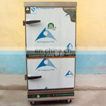 industrial factory price food cooker steam food, food steam machine for best after-sale service